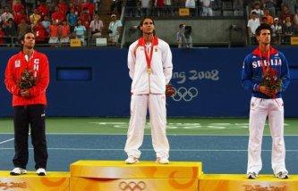 Olympics 2008 - Rafael Nadal Fans (3)