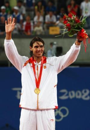 Olympics 2008 - Rafael Nadal Fans (5)
