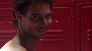 Rafael Nadal Strips Down to His Underwear in New 'Tommy Hilfiger' Ads 2015