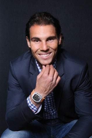 Rafael Nadal covers The Bund magazine (2)