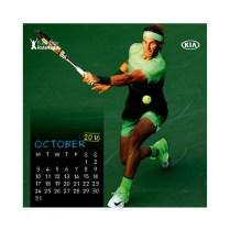 Rafael Nadal Calendar 2016 (3)