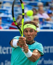 Rafael Nadal downs Pablo Cuevas to move into the third round in Cincinnati (1)