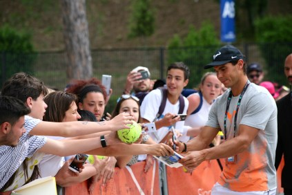 Barbara Crimaudo / Italian Open