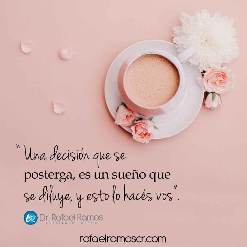 Decisiones, acciones, molestias, enojo, estancarse, asumir la vida.