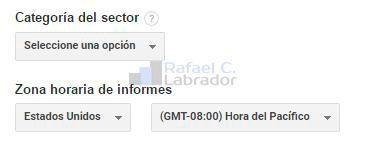 ID Seguimiento Google Analytics
