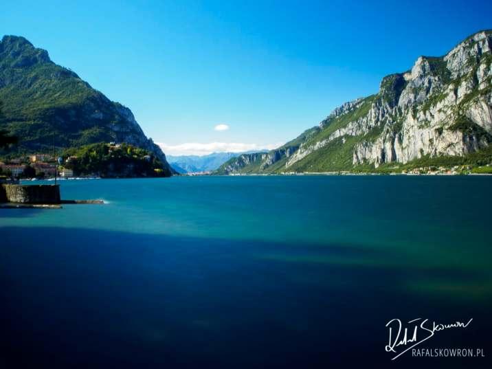 Lecco i jezioro Como