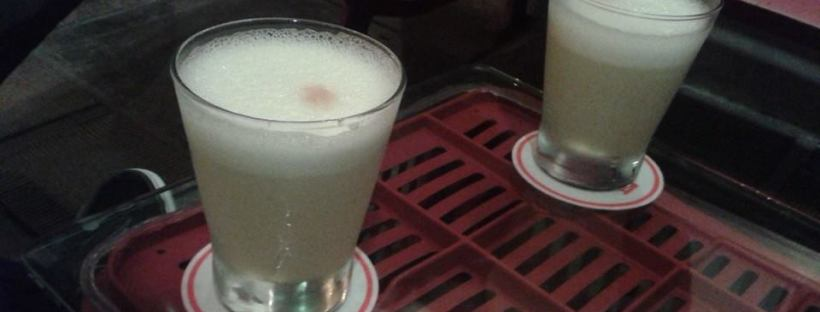 Pisco Sour - Lima