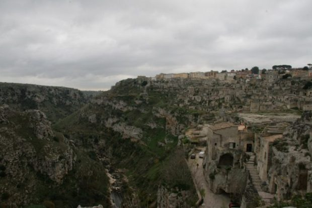 Viaggio in Sud Italia: Sassi di Matera