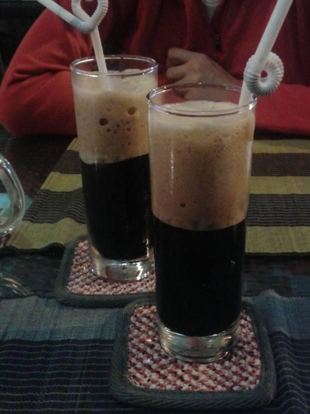 Il primo caffè vietnamita - Can Tho