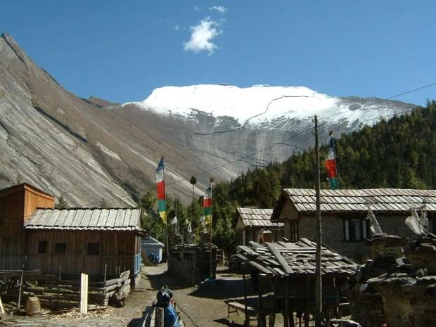 Annapurna Circuit - Verso il Thorong La