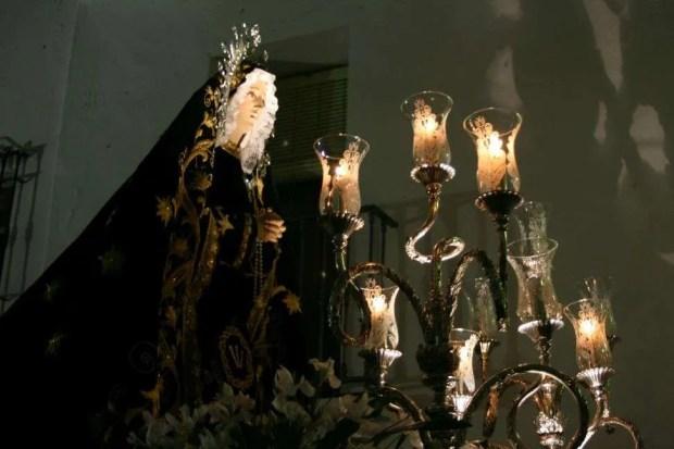 Processione della Semana Santa in Andalusia