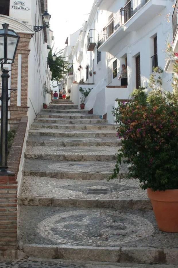 Andalusia quando? Il pittoresco villaggio di Frigiliana