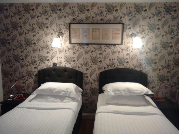 Dove dormire a Londra: Hotel 82