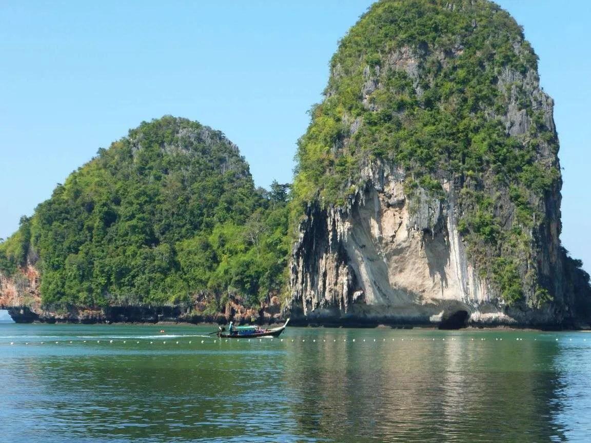 Vacanze a Krabi alla scoperta delle spiagge più belle della Thailandia