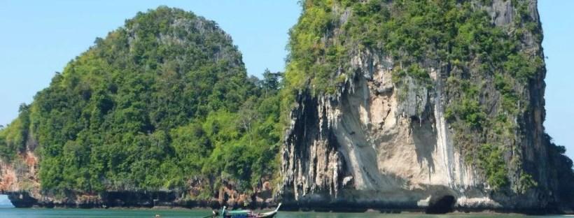 Escursione in barca da Krabi