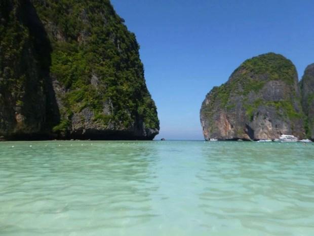 Le spiagge più belle della Thailandia: Maya Bay