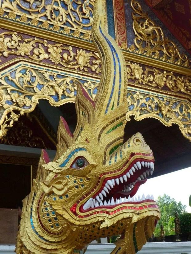 Visitare Chiang Mai - Tempio