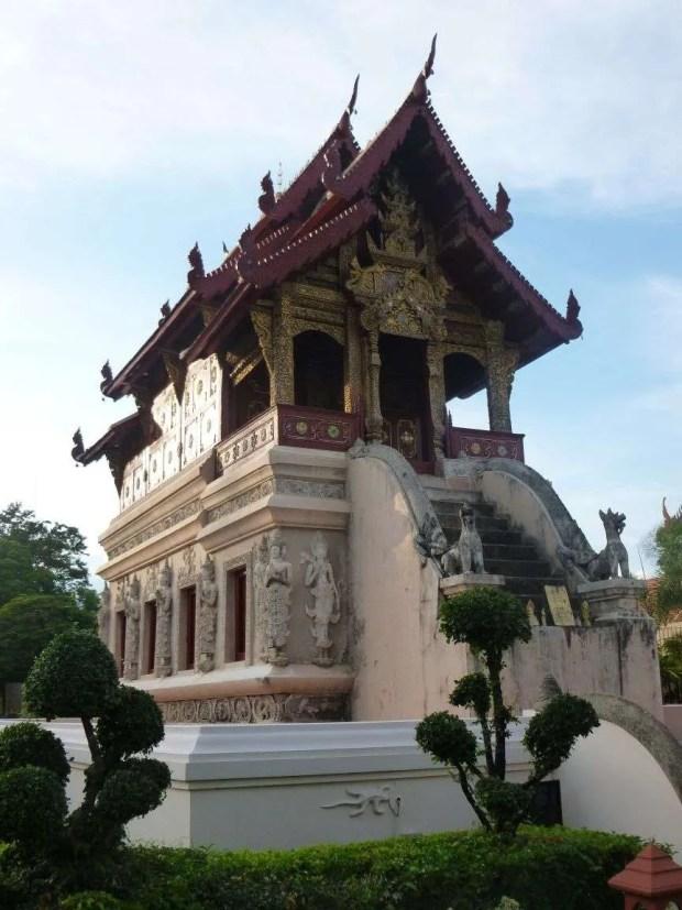 Chiang Mai - Tempio