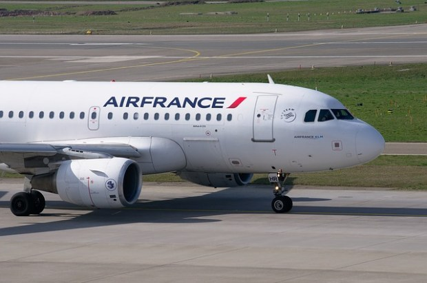 Volo in ritardo: Air France