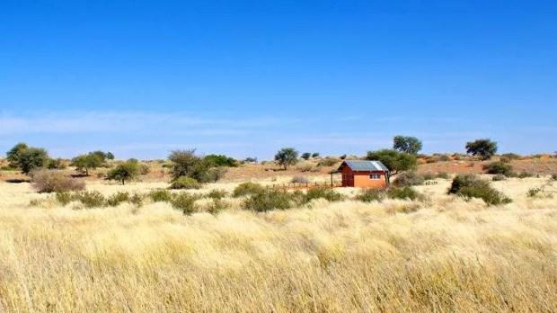 Bagatelle Game Ranch - Vista della piazzola da lontano (Credit: (C) 2012 by ResDest.com - Reservation Destination)