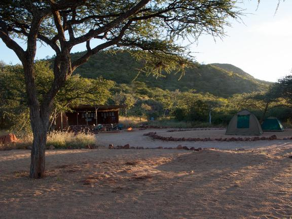 Omboroko Campsite - Piazzola (Credit: Discover Namibia Tours and Safaris)