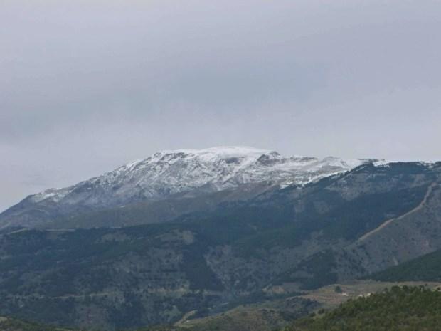 Visitare Las Alpujarras: la sierra Nevada