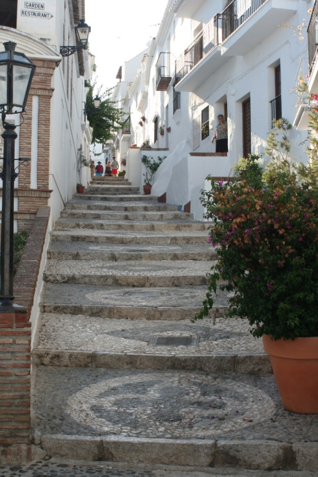 Visitare Frigiliana: salita al barrio alto