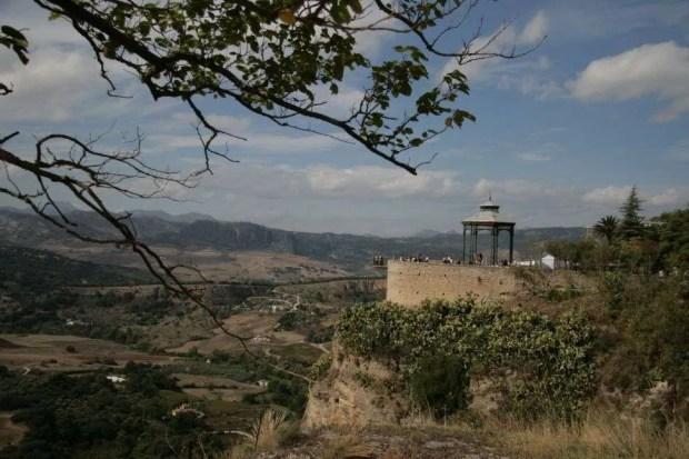 Cosa visitare a Ronda - Mirador de Aldehuela
