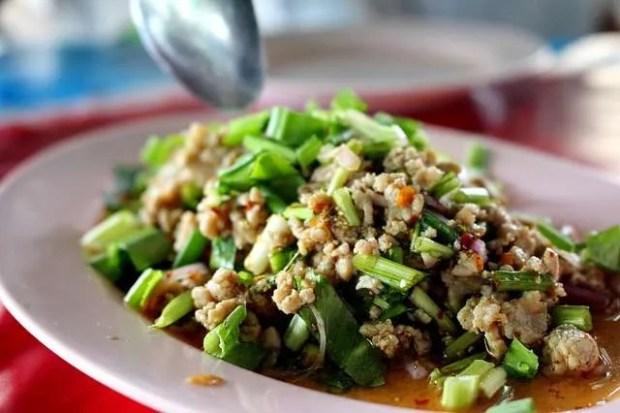 La cucina thailandese: Krapow Moo