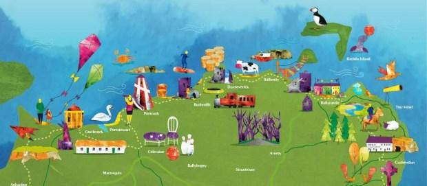 The Giant's Causeway Coast, immagine presa dal sito https://www.nationaltrust.org.uk/six-must-see-secrets