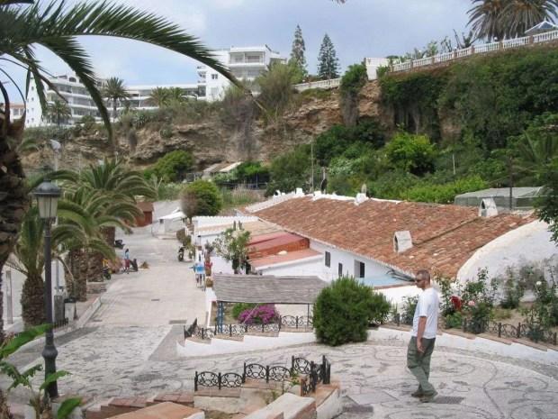 Nerja - Discesa per la Playa El Salon