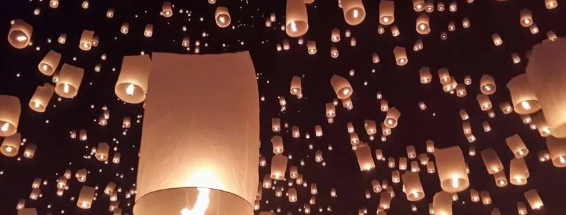 Il festival delle lanterne a Chiang Mai