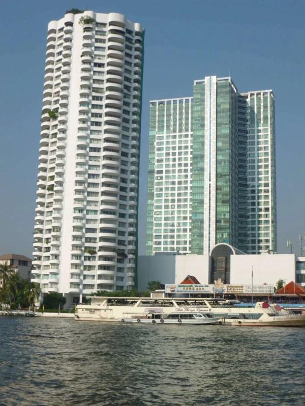 Il condominio del nostro appartamento a Bangkok