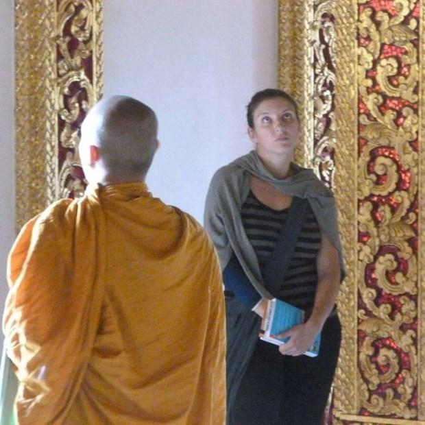 Travel blogger per professione? In contemplazione - Il sacro con il profano