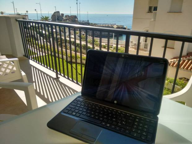Travel blogger per professione? Io lavoro da qui