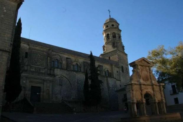 La Cattedrale di Baeza