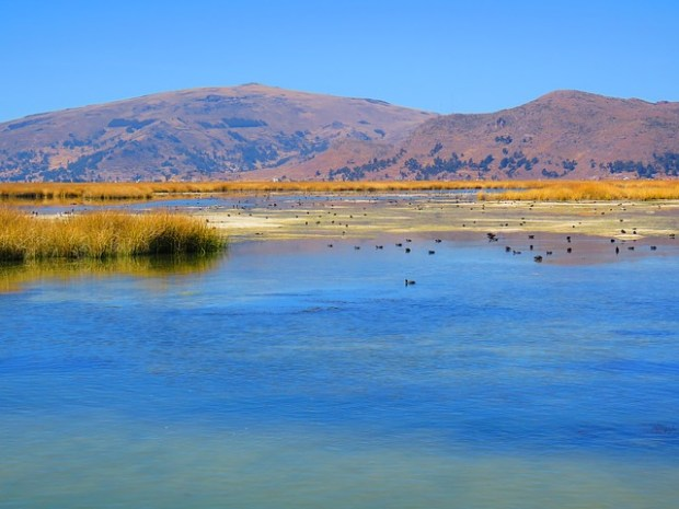 Il Lago Titicaca