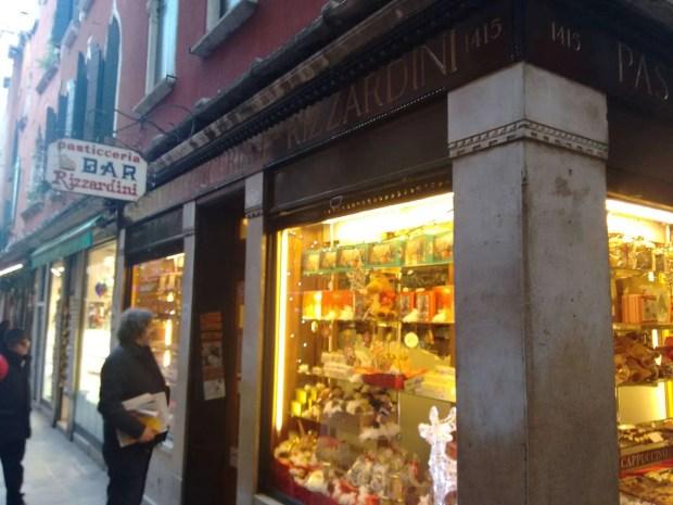 Pasticceria Rizzardini a Venezia