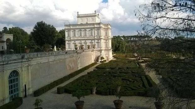 I parchi di Roma - Villa Dora Pamphili