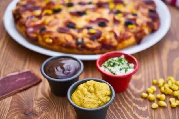 Vivere in Spagna - Pizza barbacoa
