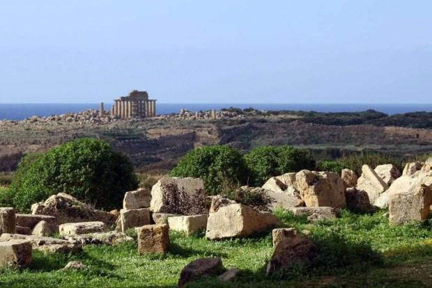 Tour della Sicilia: Selinunte