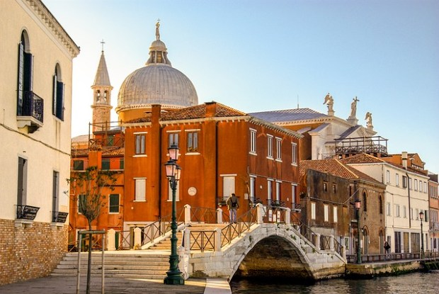 Cosa vedere a Venezia: l'Isola della Giudecca
