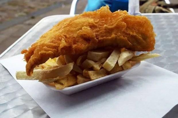 Cosa mangiare a Madrid: Baccalà impanato