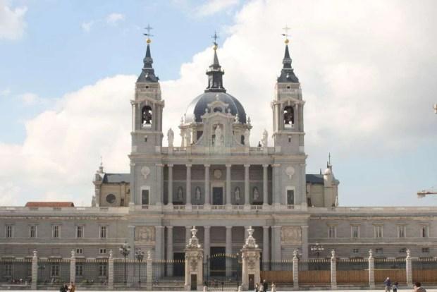 Madrid, cosa vedere in 3 giorni: la Cattedrale