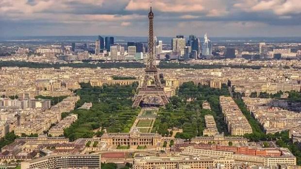 Il verde di Parigi