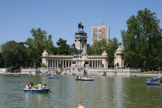 Madrid, cosa vedere in 3 giorni: il Parco del Buen Retiro
