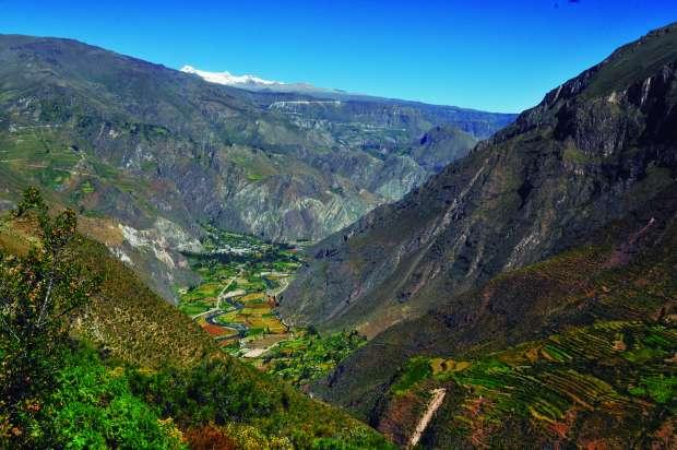 Trekking al Canyon di Cotahuasi