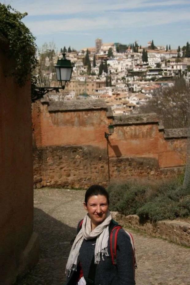 In esplorazione per le strade di Granada