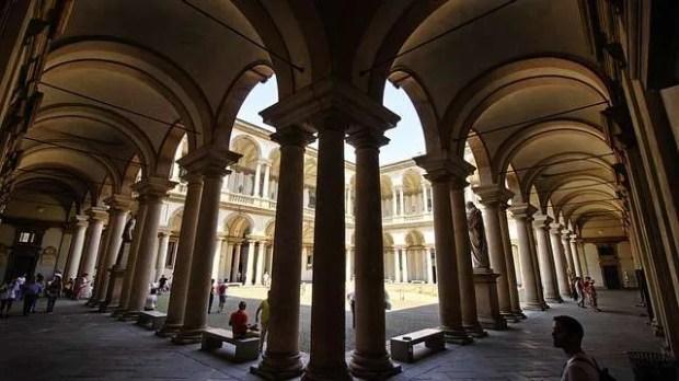 I 10 musei italiani da visitare: la Pinacoteca di Brera