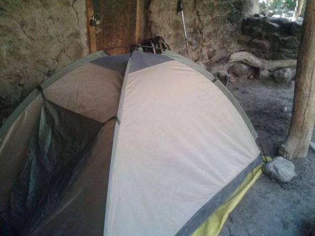 Trekking in tenda al Canyon del Cotahuasi